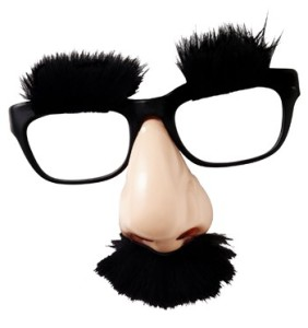 groucho disguise