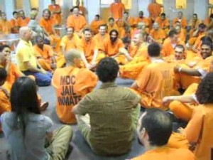 laughter yoga prison